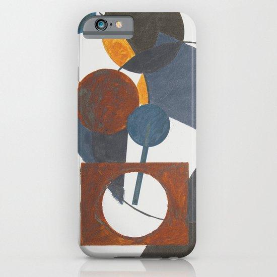 Constructivistic painting iPhone & iPod Case