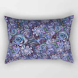 Lilith and Lavender Rectangular Pillow