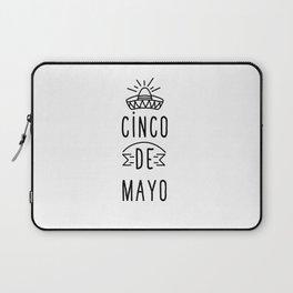 Happy Cinco De Mayo Laptop Sleeve