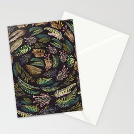 circular garden second version Stationery Cards