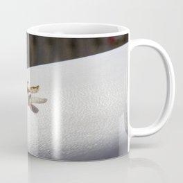 Ladybug In Flight Coffee Mug