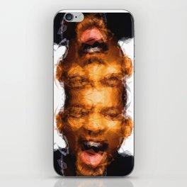 Will Smith iPhone Skin