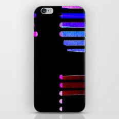PERSIENNES iPhone & iPod Skin
