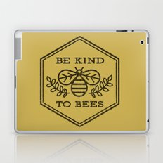 Be Kind To Bees Laptop & iPad Skin