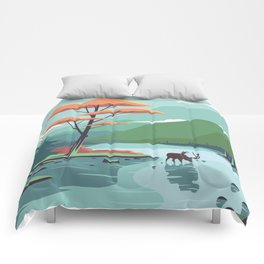 Fall is here Comforters