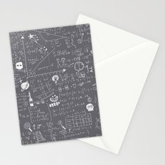Maths Stationery Cards