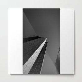 Vertical, parte 5 Metal Print