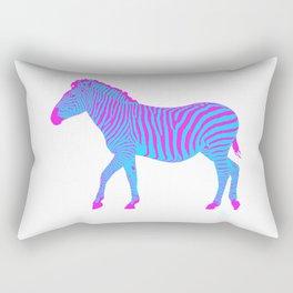 Zebra 9A Rectangular Pillow