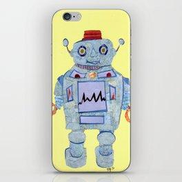 Robot Robotic! iPhone Skin