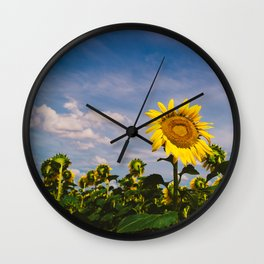 Stand Out, Beautiful Wall Clock