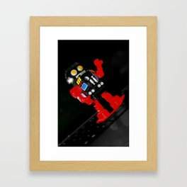 Robotic Framed Art Print