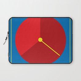 Clock lost Laptop Sleeve