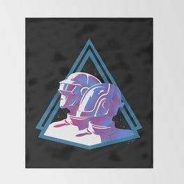 Daft Punk: Daft Deco Throw Blanket