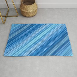 Ambient 1 in Blue Rug