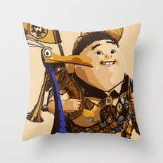 UP: Russell & Kevin Throw Pillow
