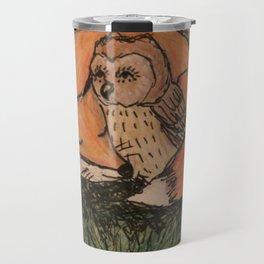 Fox & Owl Travel Mug