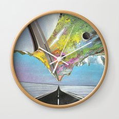 Pic 01/XX Wall Clock