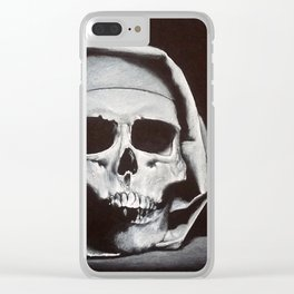 Sickly Clear iPhone Case