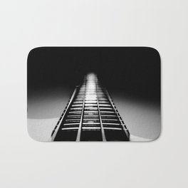 Bass Tracks Bath Mat