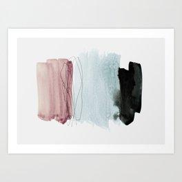 minimalism 4 Art Print