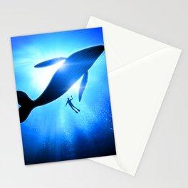 OCEAN TRIP VII Stationery Cards