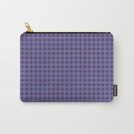 Quatrefoil Pattern IV Carry-All Pouch