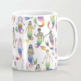 mermaid army IV Coffee Mug