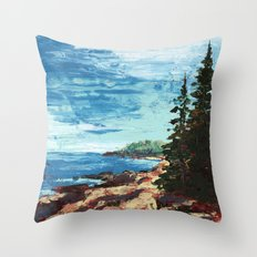 Acadia Throw Pillow