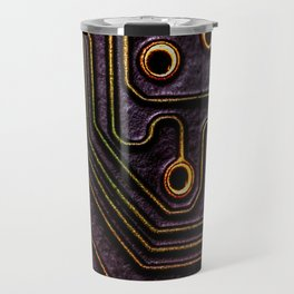 Robot Parts Travel Mug
