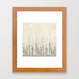 Forest Home Framed Art Print