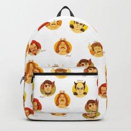 Men & Chicken Backpack