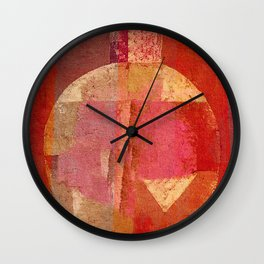 Moringa Wall Clock