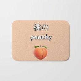 Peachy Bath Mat