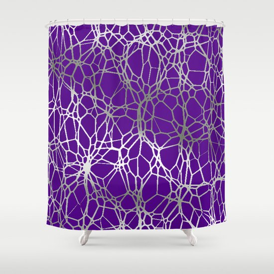 Pattern and Light purple silver by jamcolorsvibes