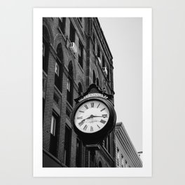 Greenpoint Brooklyn Art Print