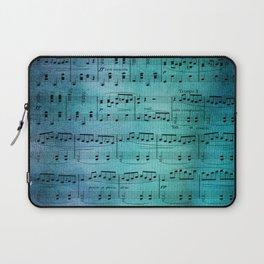 Painted Music Laptop Sleeve