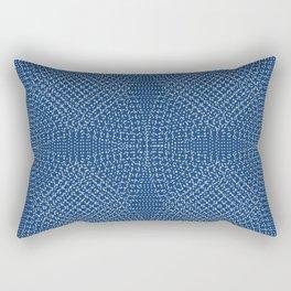 Komon circular pattern Rectangular Pillow