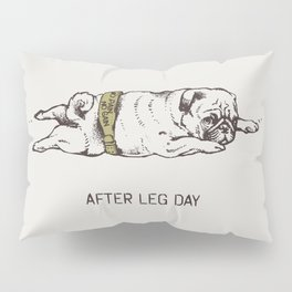 AFTER LEG DAY Pillow Sham