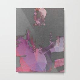 Alibi Metal Print