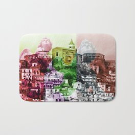City of Angels in Sicily Bath Mat