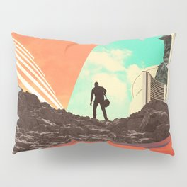 Leaving the Void Pillow Sham