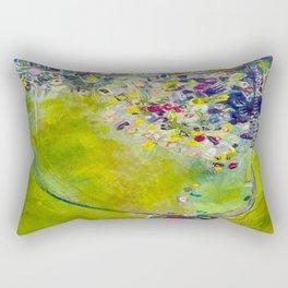Invited To The Klimt Garden Party Rectangular Pillow