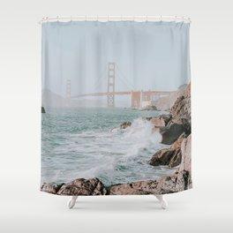 san francisco ii / california Shower Curtain