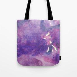 Violet Garden Tote Bag