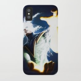 Electro Portrait iPhone Case