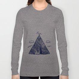Teepee Long Sleeve T-shirt