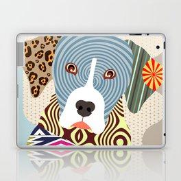 Louisiana Catahoula Leopard Dog Laptop & iPad Skin