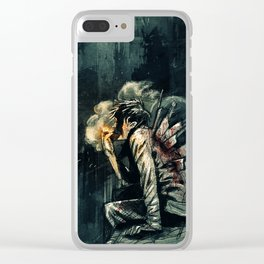 Such is Life Clear iPhone Case