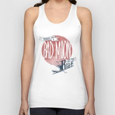Bad Moon Rising - Supernatural  Unisex Tank Top