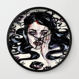 """""""airplane delays are a fucking joke."""" Wall Clock"""